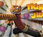 Kung Fu Panda World: Tigress Jump